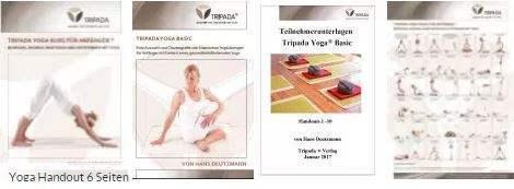 Neue Tripada Yoga ® Theorie-Handouts für die Teilnehmer erschienen