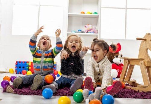 Kurse mit Kinderbetreuung -weiter gehts im September