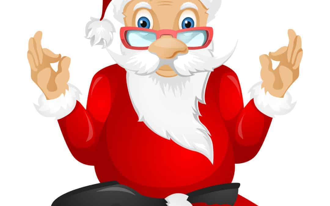 Keine Kurse in den Weihnachtsferien